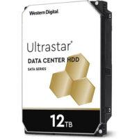 قیمت خرید هارددیسک اینترنال وسترن دیجیتال مدل Western Digital Datacenter Ultrastar ظرفیت 12 ترابایت