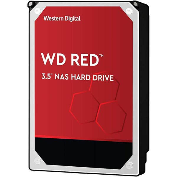 قیمت خرید هارددیسک اینترنال وسترن دیجیتال مدل Western Digital NAS Red ظرفیت 10 ترابایت