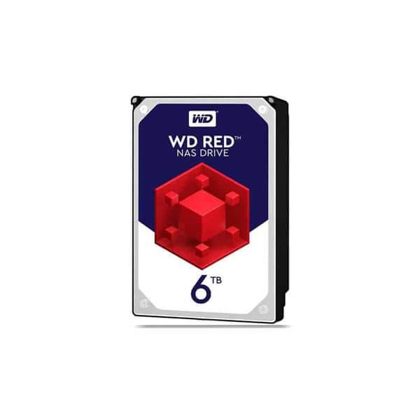 قیمت خرید هارددیسک اینترنال وسترن دیجیتال مدل Western Digital NAS Red ظرفیت 6 ترابایت