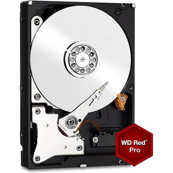 قیمت خرید هارددیسک اینترنال وسترن دیجیتال مدل Western Digital NAS Red Pro ظرفیت 6 ترابایت