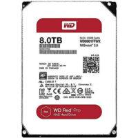 قیمت خرید هارددیسک اینترنال وسترن دیجیتال مدل Western Digital NAS Red Pro ظرفیت 8 ترابایت