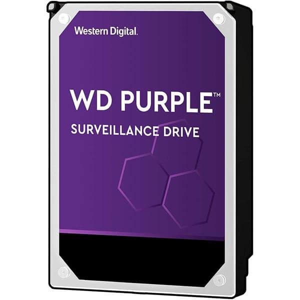 قیمت خرید هارددیسک اینترنال وسترن دیجیتال مدل Western Digital Surveillance Purple ظرفیت 10 ترابایت
