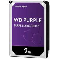 قیمت خرید هارددیسک اینترنال وسترن دیجیتال مدل Western Digital Surveillance Purple ظرفیت 2 ترابایت