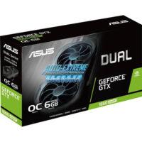 قیمت خرید کارت گرافیک ایسوس مدل Asus Dual GTX 1660 Super OC EVO