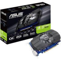 کارت گرافیک ایسوس مدل Asus GT 1030 OC Phoenix 2GB