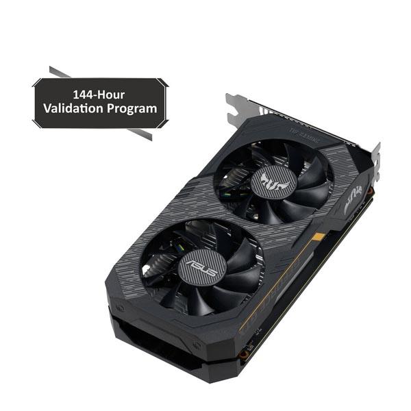 قیمت خرید کارت گرافیک ایسوس مدل Asus TUF GTX 1650 GDDR6 Gaming
