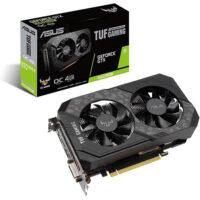 قیمت خرید کارت گرافیک ایسوس مدل Asus TUF GTX 1650 Super OC Gaming