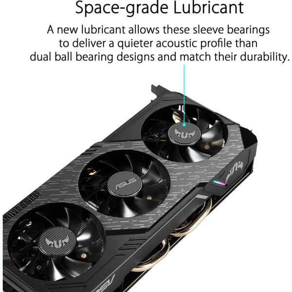 قیمت خرید کارت گرافیک ایسوس مدل Asus TUF GTX 1660 Super OC Gaming