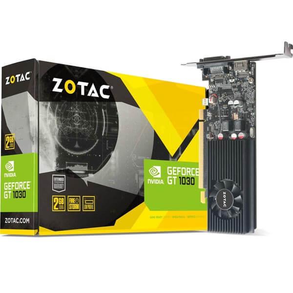قیمت خرید کارت گرافیک زوتاک مدل Zotac GT 1030