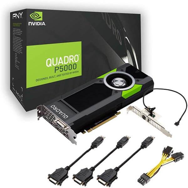قیمت خرید کارت گرافیک پی ان وای مدل PNY Quadro P5000