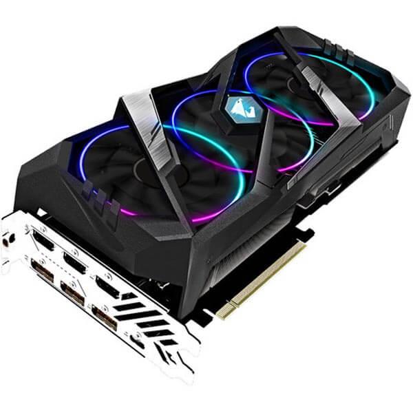 قیمت خرید کارت گرافیک گيگابايت مدل Gigabyte Aorus RTX 2070 Super