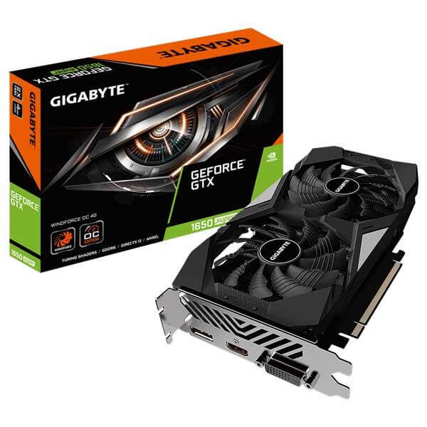 قیمت خرید کارت گرافیک گيگابايت مدل Gigabyte GTX 1650 OC Gaming