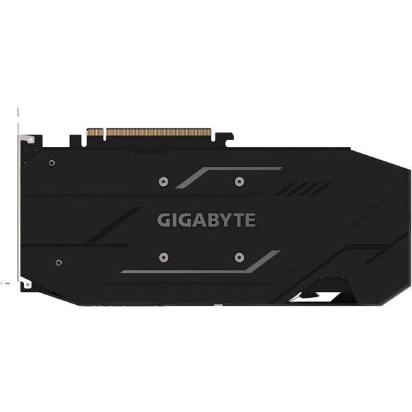 قیمت خرید کارت گرافیک گيگابايت مدل Gigabyte RTX 2060 OC WF 2X