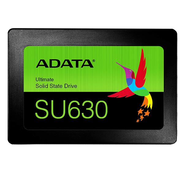 هارد اس اس دی ای دیتا ۲.۵ اینچی مدل AData Ultimate SU630 ظرفیت ۱.۹۲ ترابایت