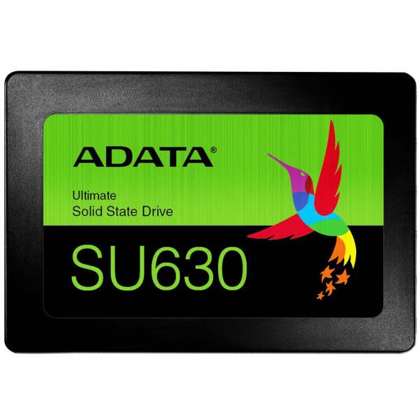 هارد اس اس دی ای دیتا 2.5 اینچی مدل AData Ultimate SU630 ظرفیت ۴۸۰ گیگابایت