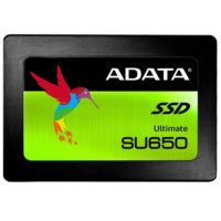 هارد اس اس دی ای دیتا 2.5 اینچی مدل AData Ultimate SU650 ظرفیت ۲۴۰ گیگابایت