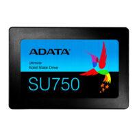 هارد اس اس دی ای دیتا 2.5 اینچی مدل AData Ultimate SU750 ظرفیت 256 گیگابایت