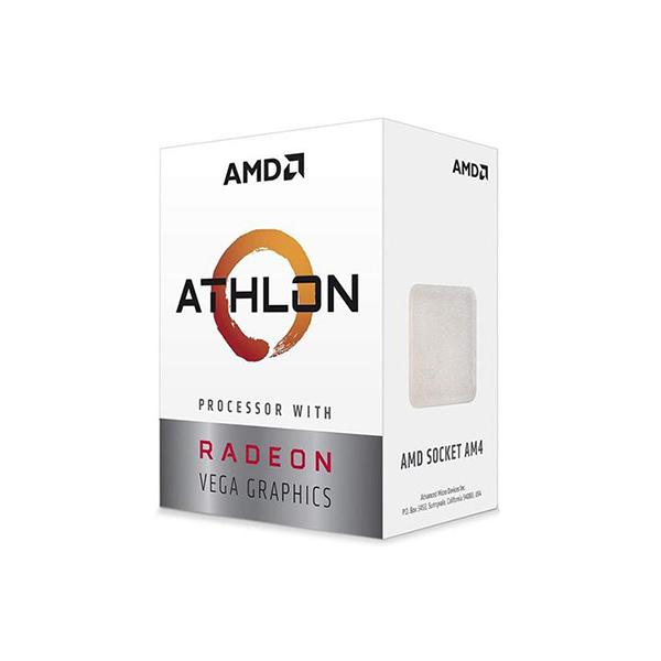 سی پی یو ای ام دی AMD مدل Athlon 3000G