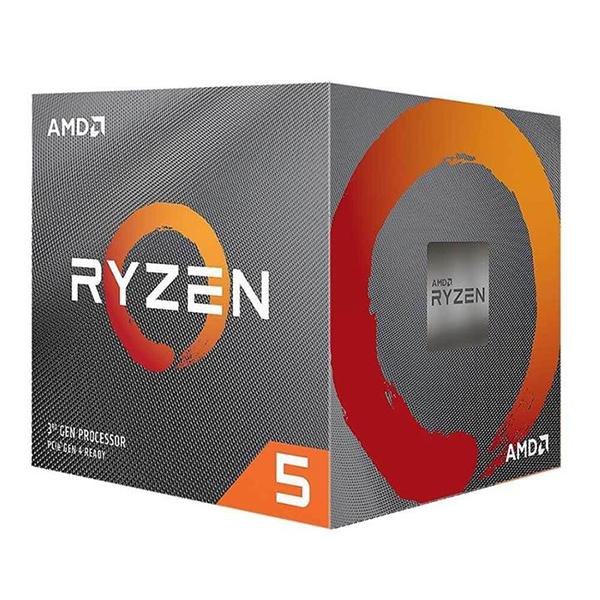 سی پی یو ای ام دی AMD مدل ryzen 5 3600XT