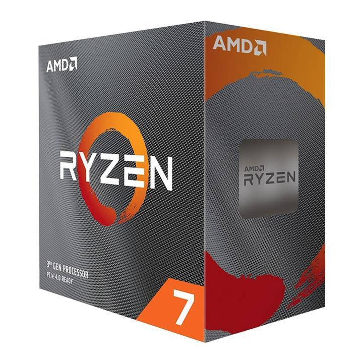 سی پی یو ای ام دی AMD مدل ryzen7 3800XT