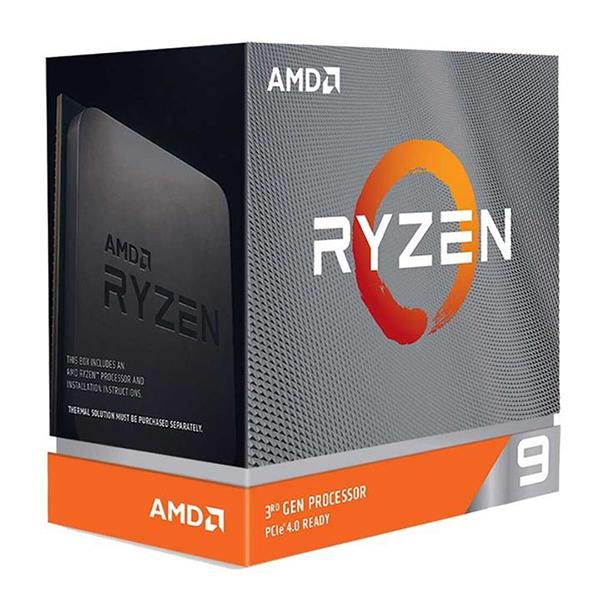 سی پی یو ای ام دی AMD مدل ryzen 9 3900XT