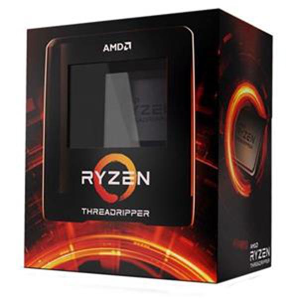 سی پی یو ای ام دی AMD مدل ryzen Threadripper 3990X