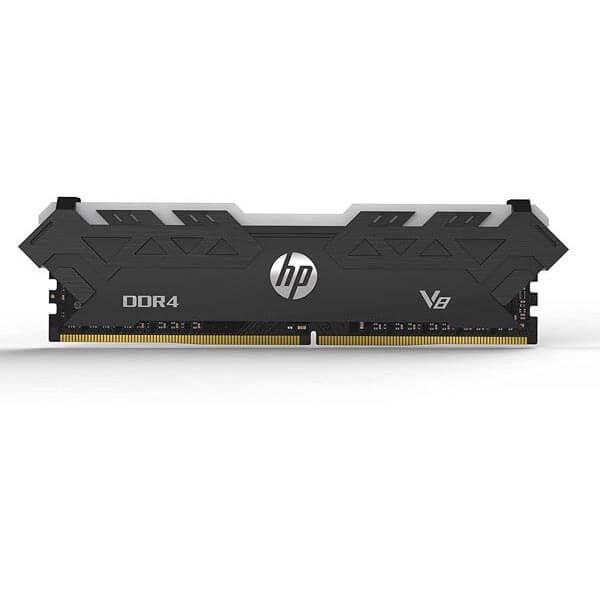 قیمت خرید رم کامپیوتر اچ پی 8 گیگابایت ddr4 فرکانس 3200 مدل V8 RGB