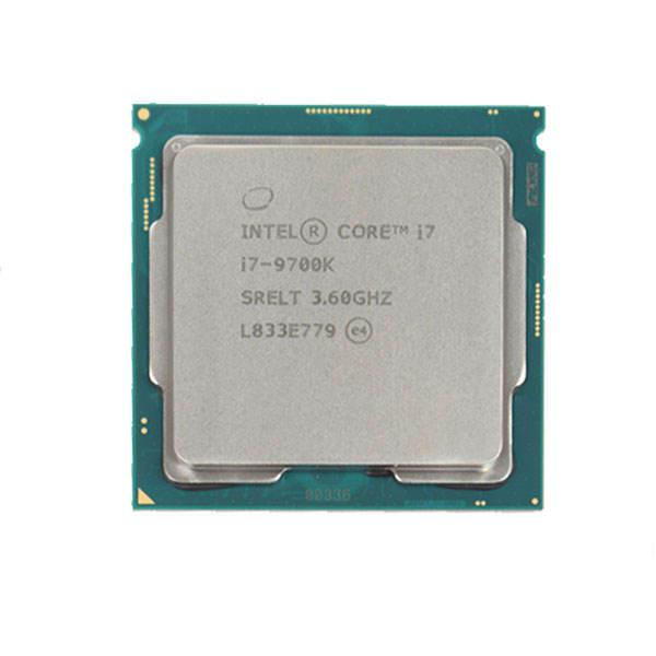 سی پی یو اینتل مدلCore i7-9700 (۸ هسته ، 12 مگ کش)
