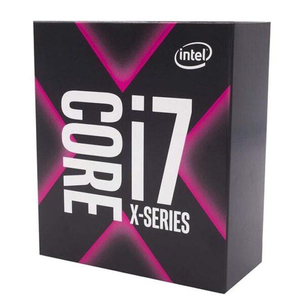 سی پی یو اینتل مدلCore i7-9800X (8 هسته ، 16.5 مگ کش)