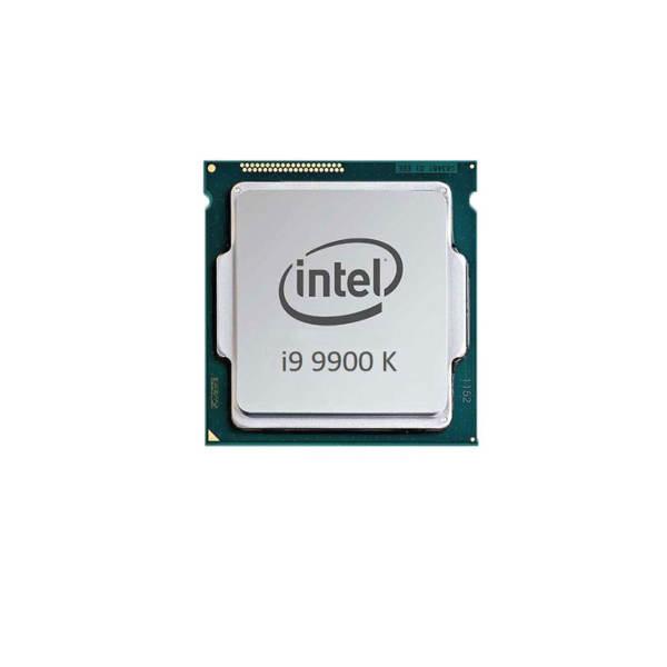 سی پی یو اینتل مدلCore i9-9900K (8 هسته ، 16 مگ کش)