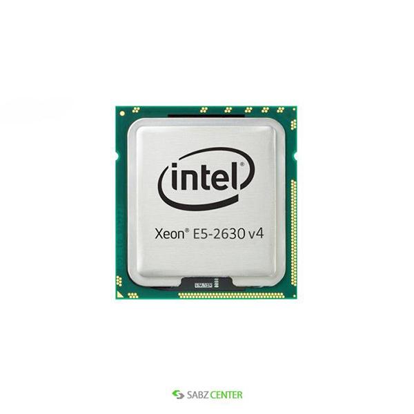 سی پی یو اینتل مدل Xeon E5-2630 V4 (10 هسته ، 25 مگ کش)