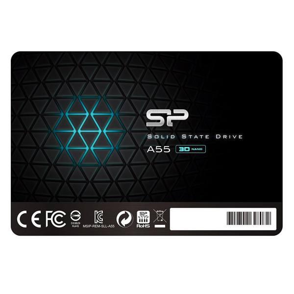 هارد اس اس دی سیلیکون پاور ۲.۵ اینچی مدل Silicon Power Ace A55 ظرفیت ۲۵۶ گیگابایت