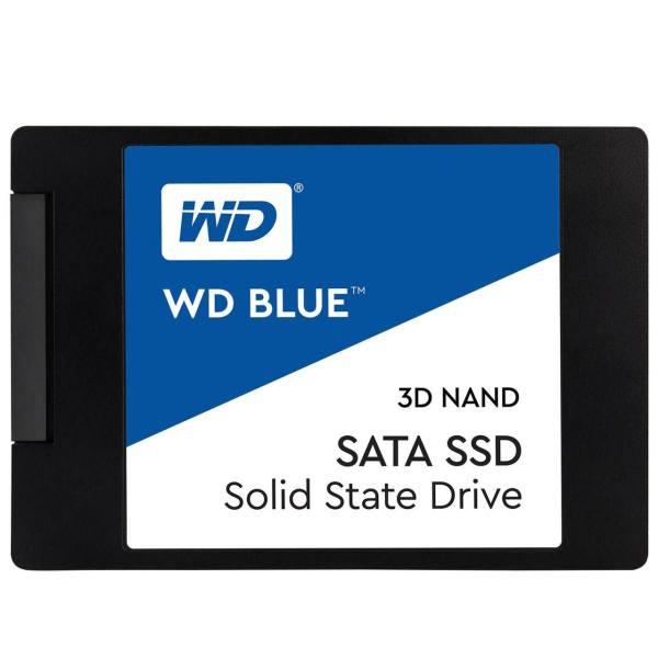 هارد اس اس دی وسترن دیجیتال مدل Western Digital Blue ظرفیت ۲۵۰ گیگابایت