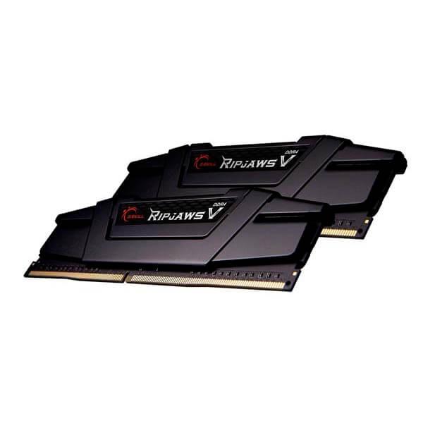 قیمت خرید رم کامپیوتر جی اسکیل 16 گیگابایت ddr4 فرکانس 3200 مدل Ripjaws V
