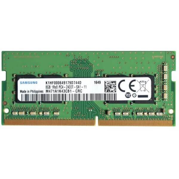 قیمت خرید رم کامپیوتر سامسونگ 8 گیگابایت ddr4 فرکانس 2400