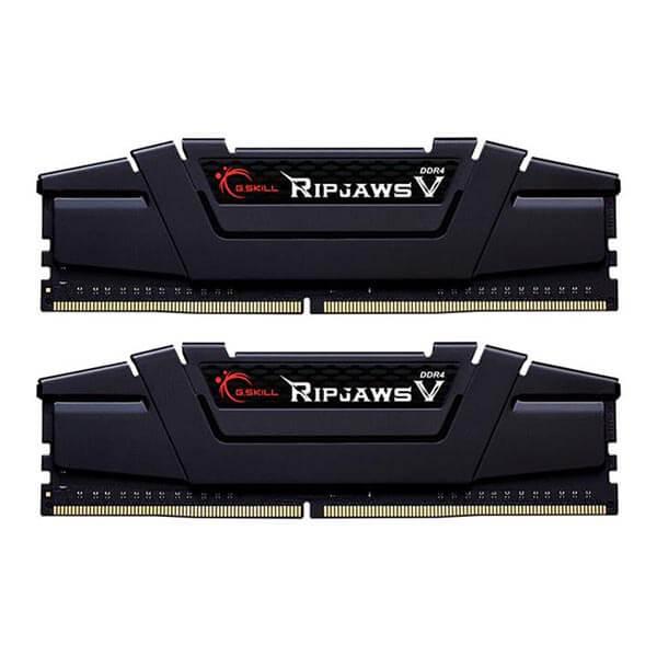 قیمت خرید رم کامپیوتر جی اسکیل 2×8=16 گیگابایت ddr4 فرکانس 4000 مدل Ripjaws V
