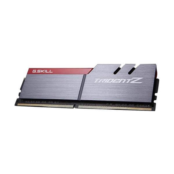 قیمت خرید رم کامپیوتر جی اسکیل 2×8=16 گیگابایت ddr4 فرکانس 4000 مدل Trident Z RGB
