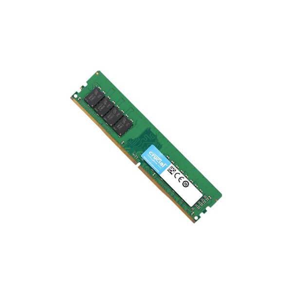 قیمت خرید رم کامپیوتر کروشیال 8 گیگابایت ddr4 فرکانس 2400