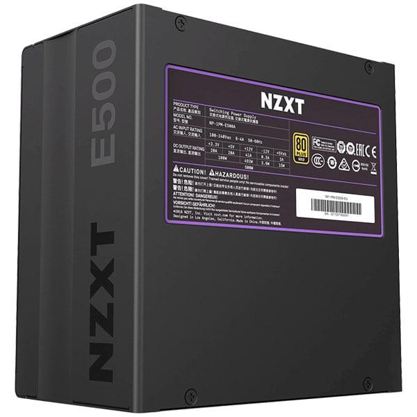 پاور ان زد ایکس تی مدل e500 با توان 500 وات
